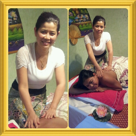 Thai Massage Handentspannung